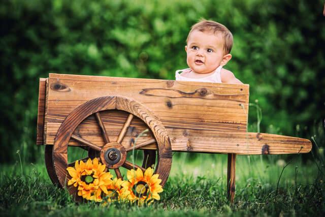 Servizio fotografico bambini - 14