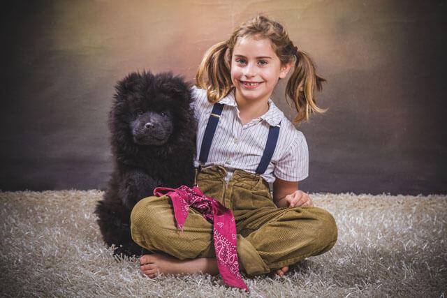 Servizio fotografico bambini - 5