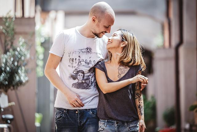 Servizio fotografico fidanzamento - 20